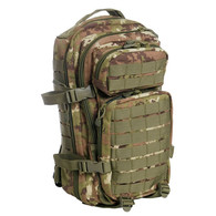 Batoh Mil-Tec US Assault SM Vegetato Woodland 20L