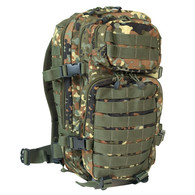 Batoh Mil-Tec US Assault SM Flecktarn 20L