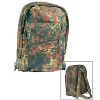 Batoh Mil-Tec Day Pack Flecktarn 25L