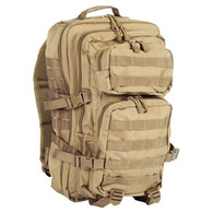 Batoh Mil-Tec US Assault LG Coyote 36L